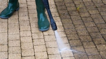 Entreprise de nettoyage à haute pression pour les particuliers, pros et industriels