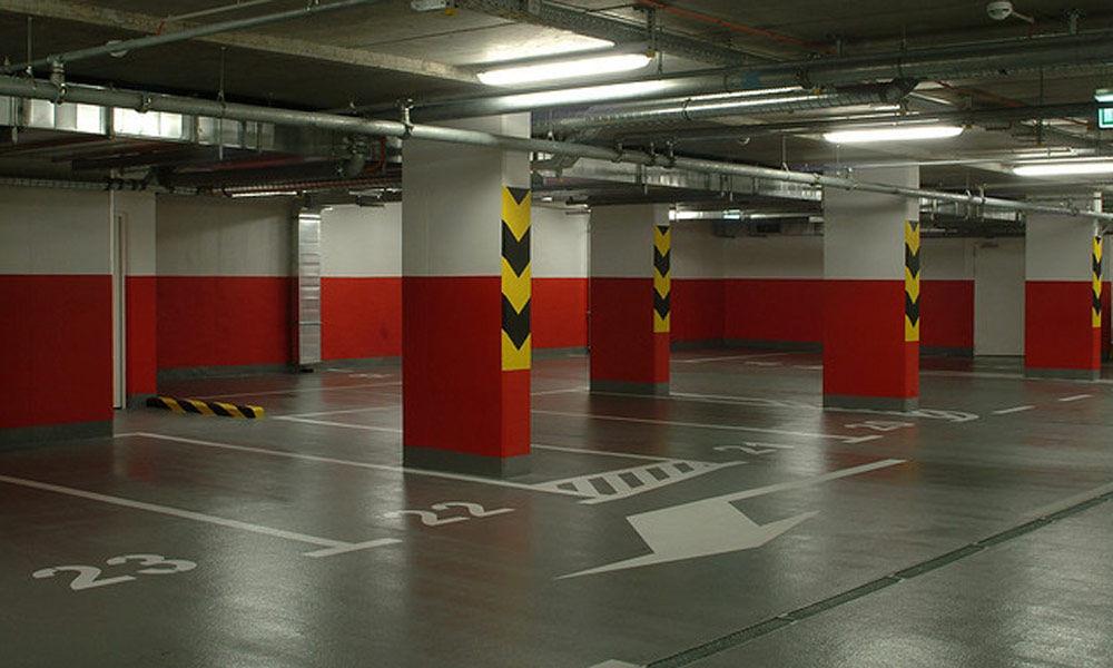 Entreprise de nettoyage de parking souterrain en Loire Atlantique