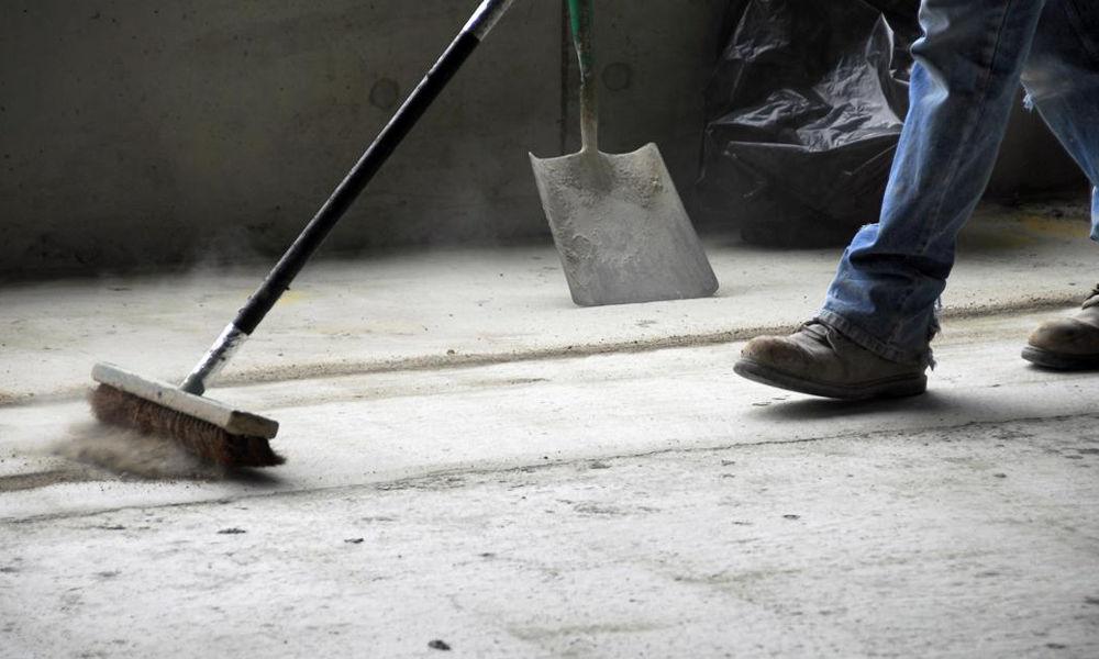 Nettoyage de fin de rénovation d'appartement à Nantes