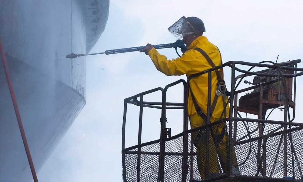 Société nettoyage haute pression en Loire Atlantique