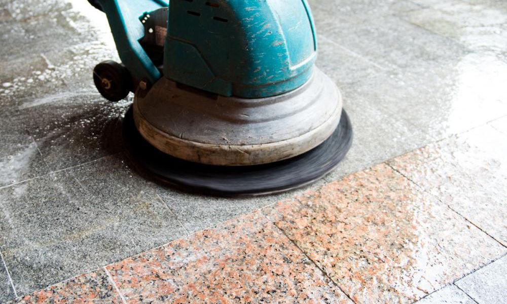 Nettoyage des sols en pierre, marbre à Nantes