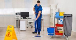 Services entreprise nettoyage à Nantes