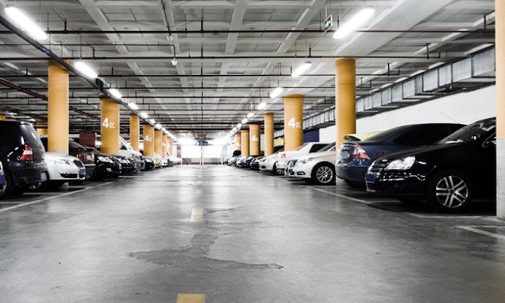 Nettoyage de parking à Nantes