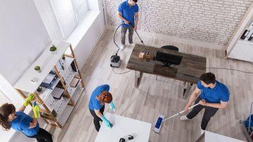 Société de nettoyage de bureaux à Nantes Leven Propreté