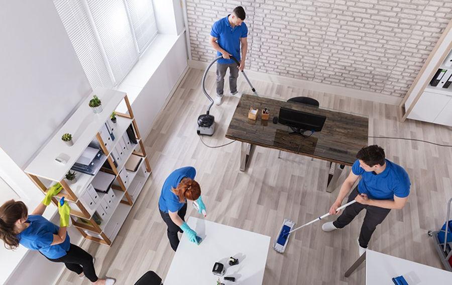 Entreprise de nettoyage de bureaux à Nantes