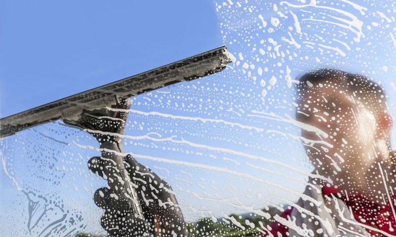 Société de nettoyage de vitres à Nantes