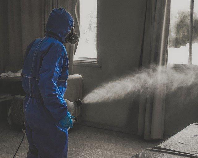 Solutions de désinfections et décontaminations de locaux à Nantes