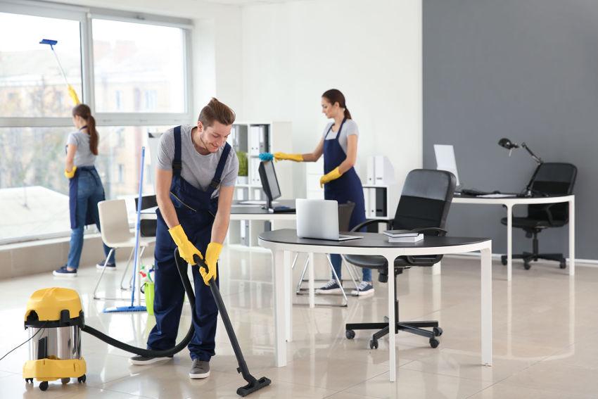 Entretien nettoyage de locaux de bureaux à Nantes en Loire Atlantique